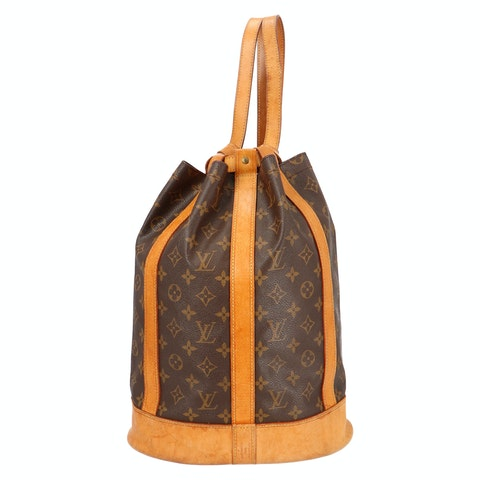 Monogram Canvas Randonnee PM
