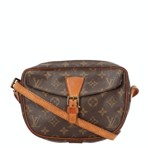 Monogram Canvas Jeune Fille MM