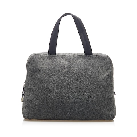Wool Business Bag