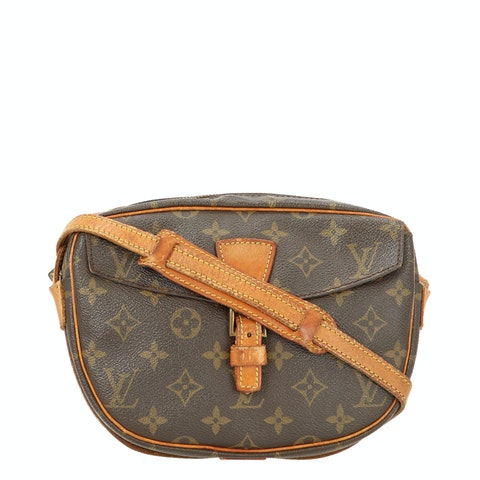 Louis Vuitton Monogram Canvas Jeune Fille PM