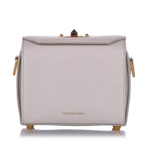 Box 19 Leather Crossbody Bag