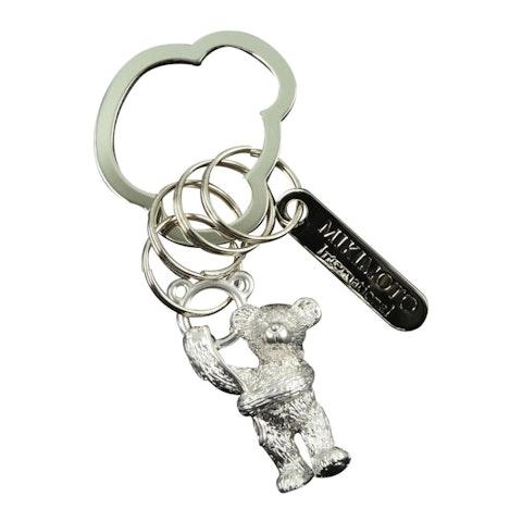 Mikimoto Key chain bear