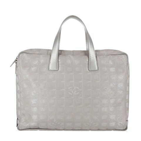 Grey New Travel Line Collection Computer Bag