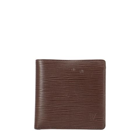 Brown Epi Bifold Wallet