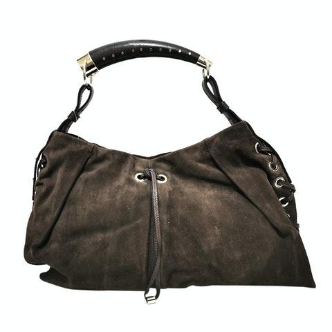 Mombasa Suede Handbag