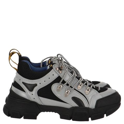 Grey Men's Flashtrek Sneakers