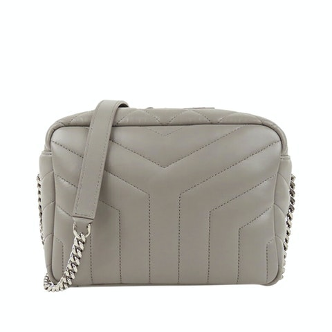 LouLou Leather Crossbody Bag
