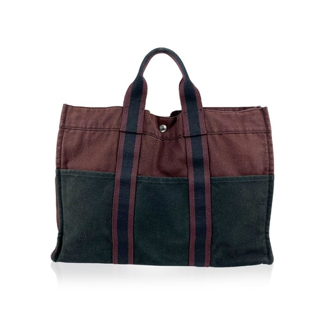 Hermes Fourre Tout MM Tote