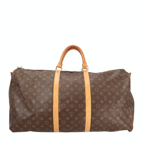 Monogram Canvas Keepall 60