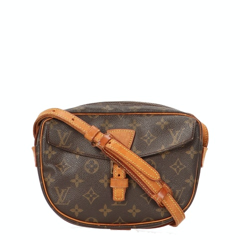 Monogram Canvas Jeune Fille PM