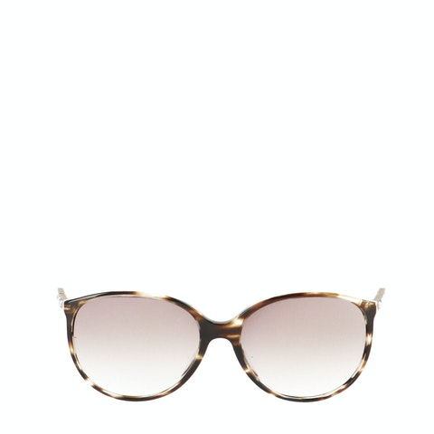 Brown Tortoiseshell Acetate Sunglasses