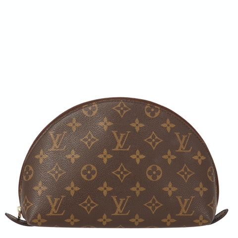Monogram Canvas Cosmetic Pouch GM