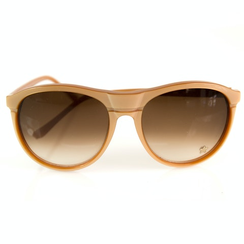 CL 2190 C 03 Degrade Brown Lens Beige Sunglasses