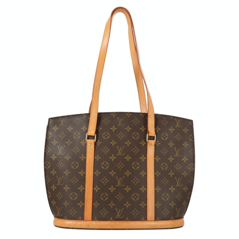Louis Vuitton Monogram Canvas Babylone