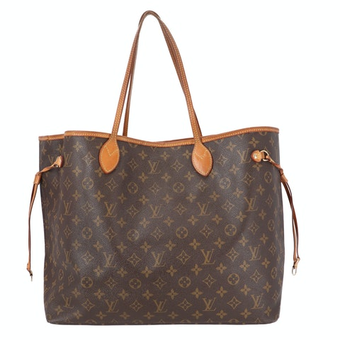 Monogram Canvas Neverfull GM