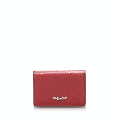 Leather Small Wallet