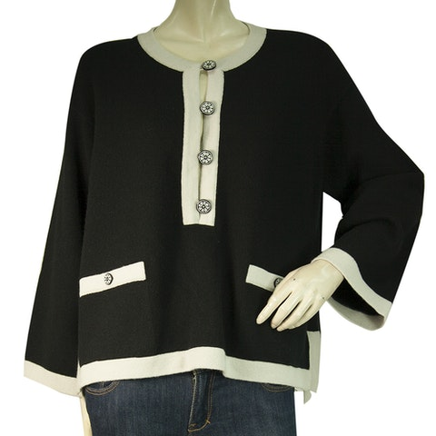 Chanel Cashmere Knit  Sweater