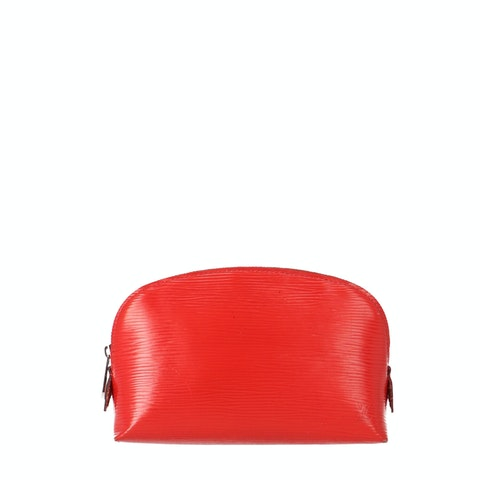 Red Epi Cosmetic Pouch