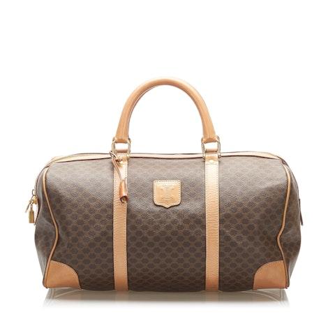 Macadam Boston Bag