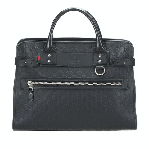 Guccissima Business Bag