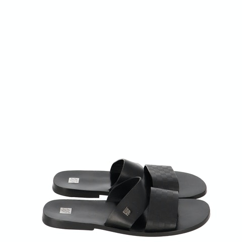 Leather Men's Sandals