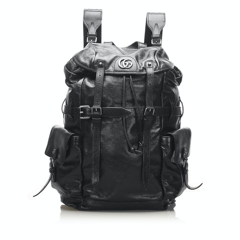 ReBelle Leather Backpack