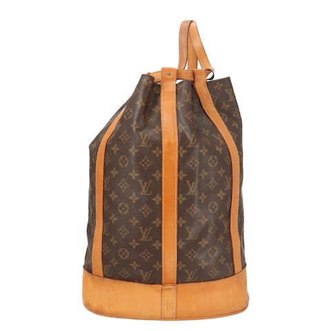 Monogram Canvas Randonnee GM