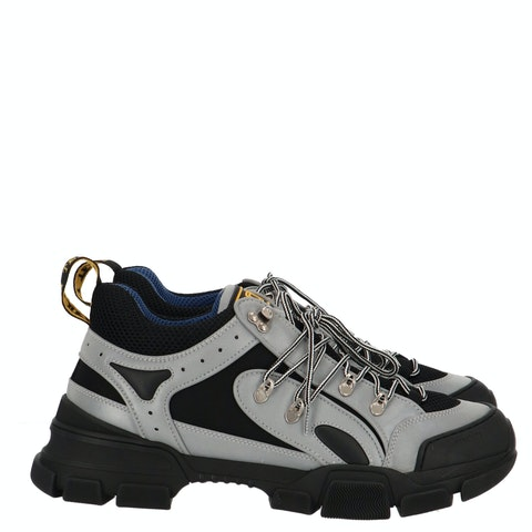 Grey Men's Flashtrek Sneakers