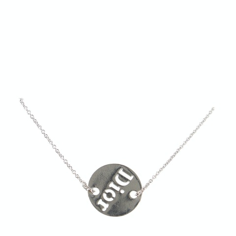 Silver-Toned Nameplate Bracelet