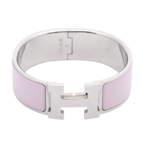 Click Clac GM in Pink/Silver Stainless Steel without Nickel