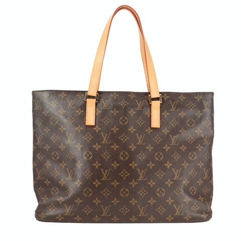 Brown Monogram Canvas Luco
