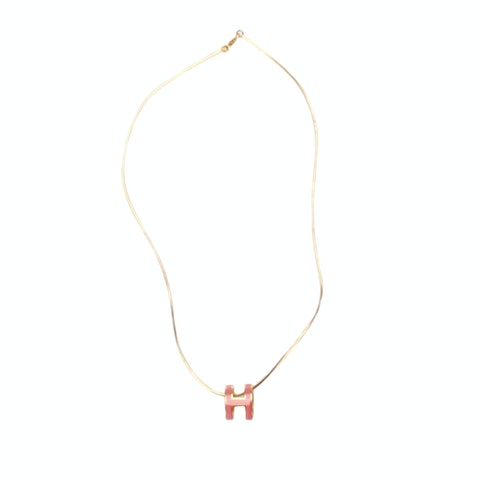 Cage dH Cube Necklace