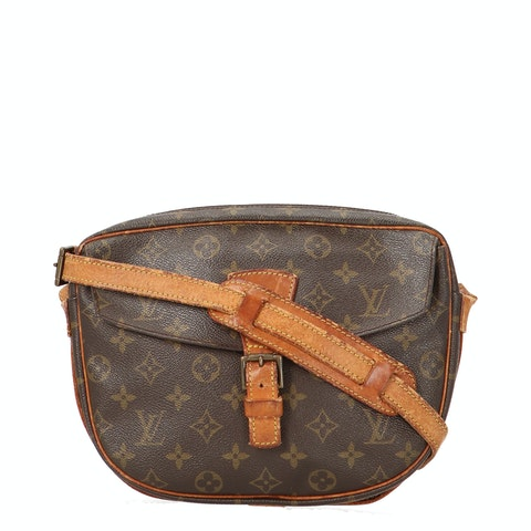 Monogram Canvas Jeune Fille GM