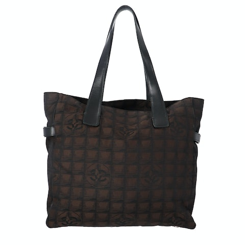 Brown New Travel Line Collection