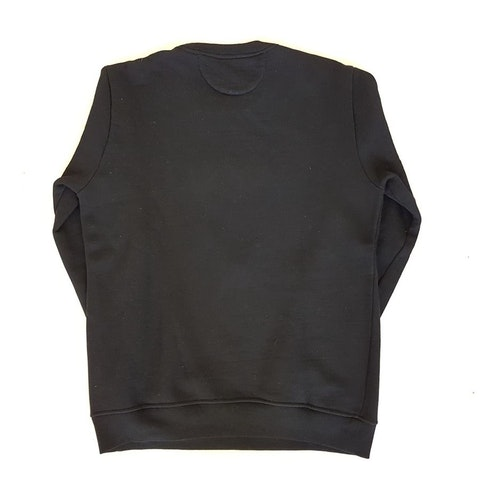 Black Wool Top