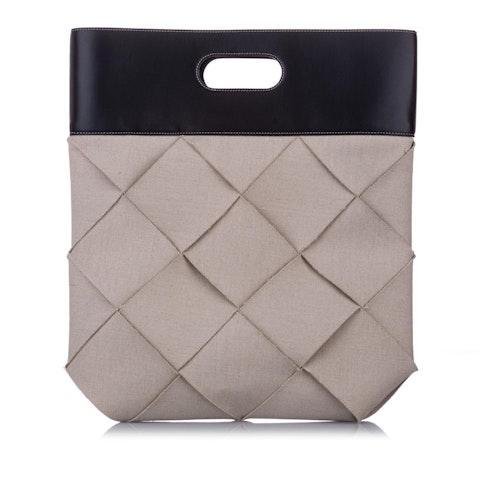 Slip Linen Tote Bag