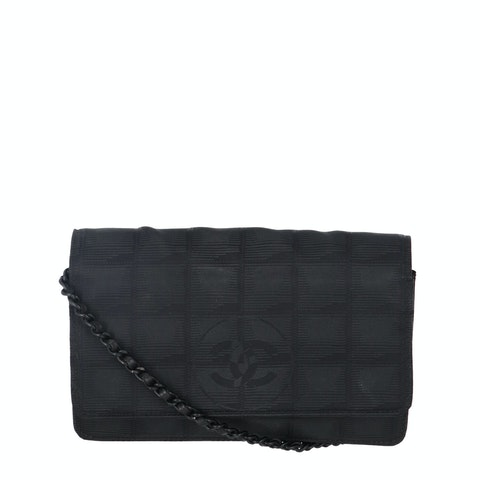 Chanel Black New Travel Line Collection