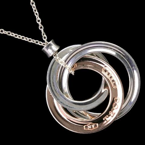 Tiffany & Co. Interlocking Circles