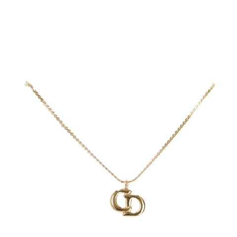 Dior Gold 'CD' Logo Bracelet