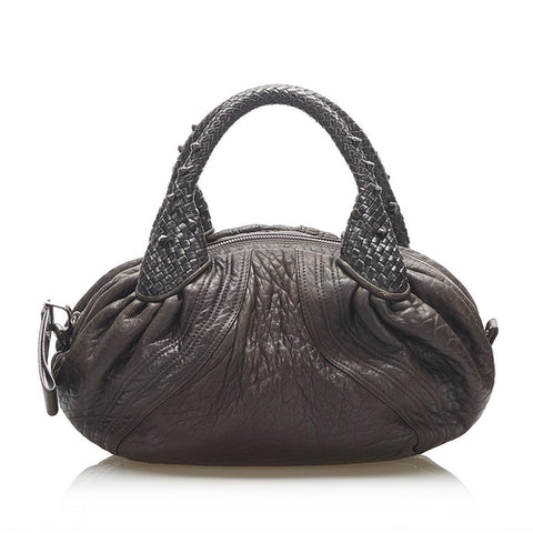 Spy Leather Handbag