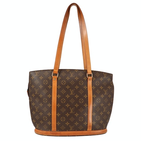 Louis Vuitton Brown Monogram Canvas Babylone