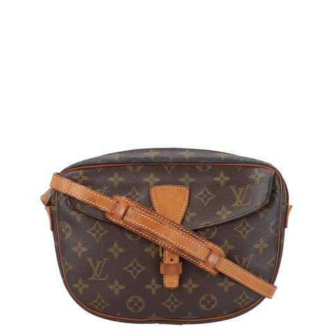 Louis Vuitton Monogram Canvas Jeune Fille MM