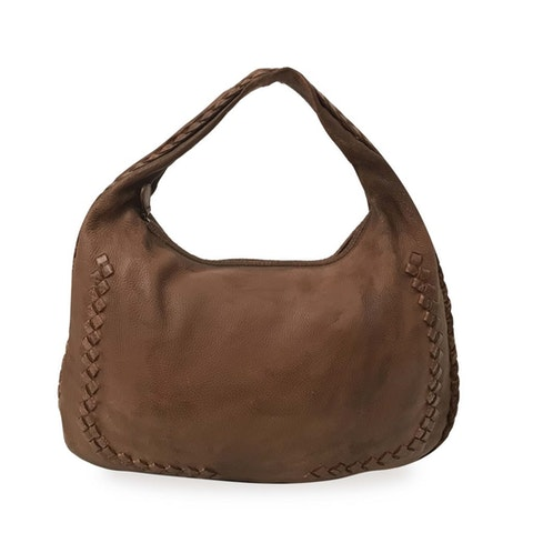 Bottega Veneta Brown Medium Veneta