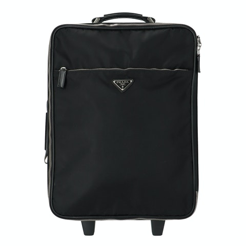 Black Nylon Trolley